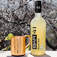 Bar 41™ Moscow Mule